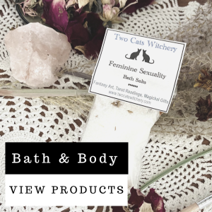 Bath and Body Witchcraft