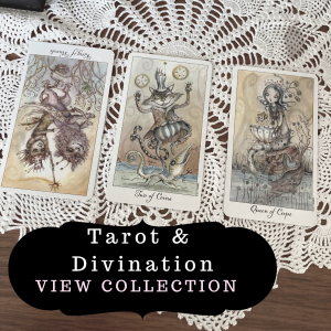 Tarot, Oracle, and Divination
