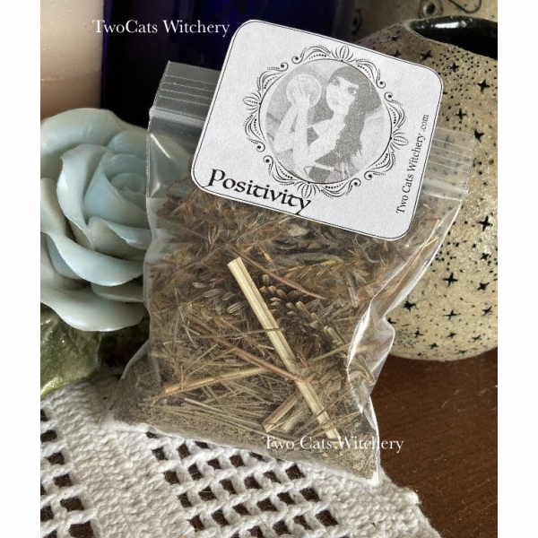 bag of Positivity Herbs