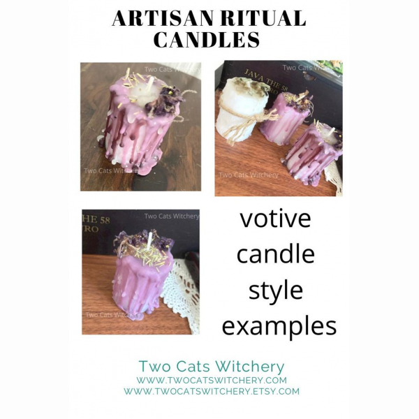 Votive Candle Styles