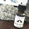 Black cat oil, conjure oil, hoodoo oil