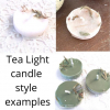 tea light  candle style information