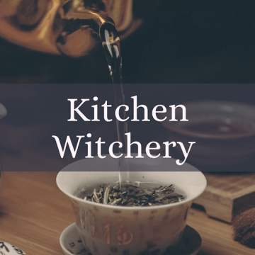 Kitchen Witchery Magick with Two Cats Witchery