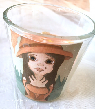 Forest Witch Candle