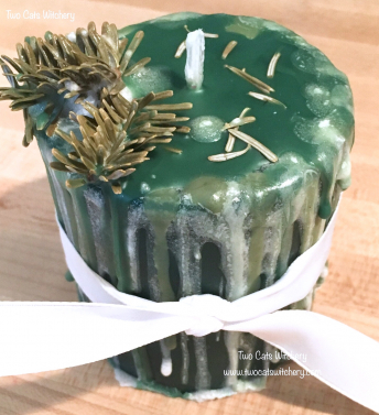 Pine Candle