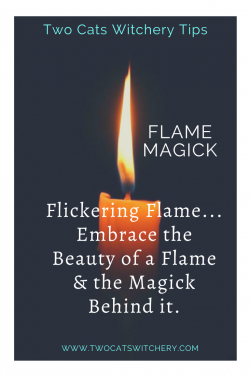 Embrace the Beauty of Flame Magick