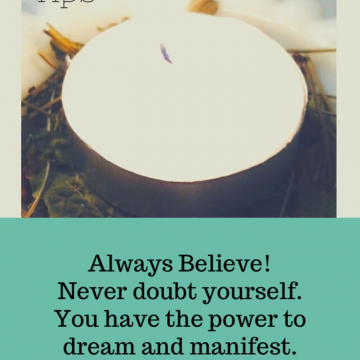 Always Believe in Yourself!
