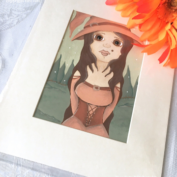 Forest Witch Original