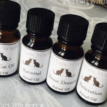 Handcrafted Alchemy Oils