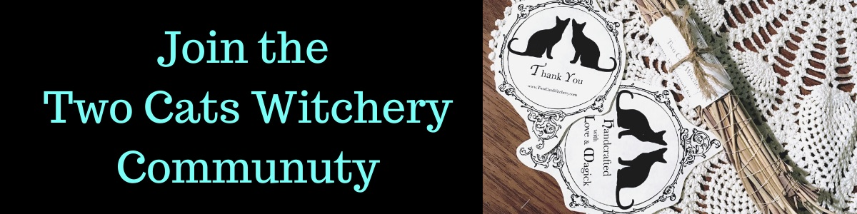 join two cats witchery community